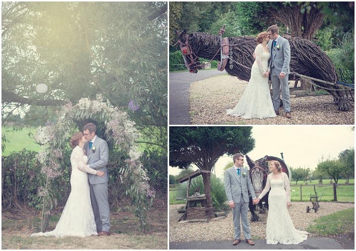 34 DIY Rustic Farm Wedding in Wiltshire by Belinda McCarthy