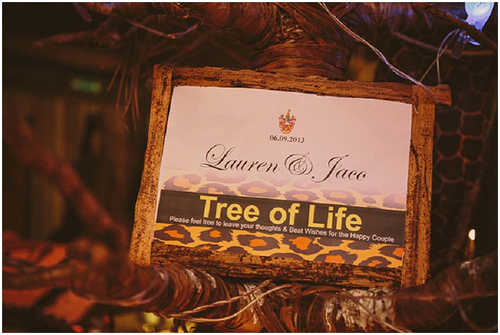 36 African Themed Wedding at Akamba in Solihull by Rebecca Goddard