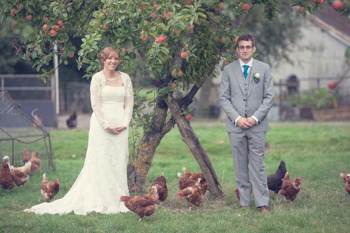 4 DIY Rustic Farm Wedding in Wiltshire by Belinda McCarthy