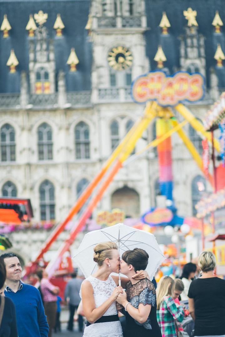 4 Same Sex Wedding in Belgium By Leentje Loves Light