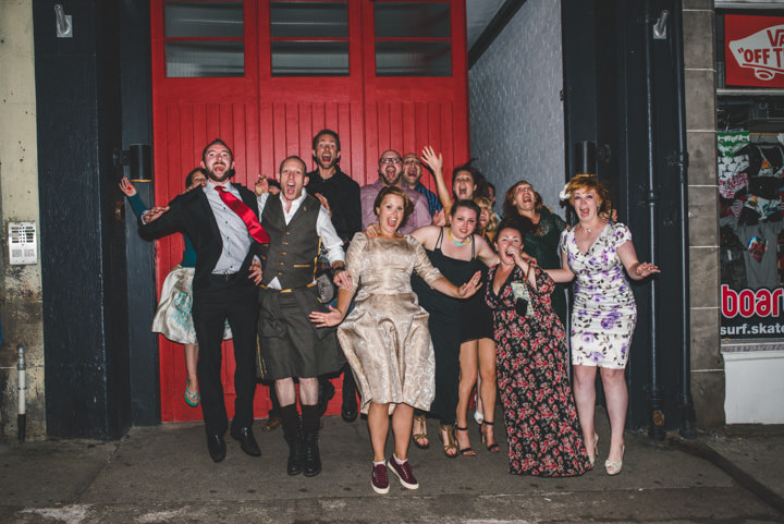 44 Urban Edinburgh Humanist Ceremony by Photos by Zoe