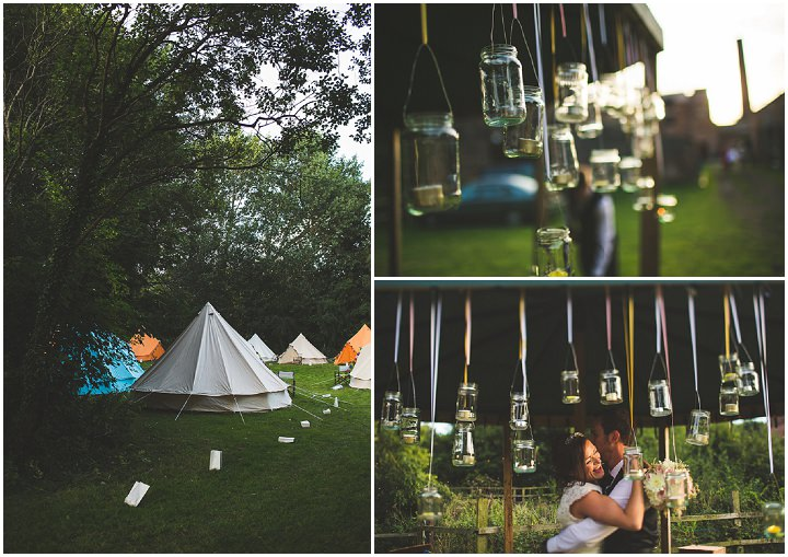 49 Festival Chic Wedding in Leeds By S6 Photography