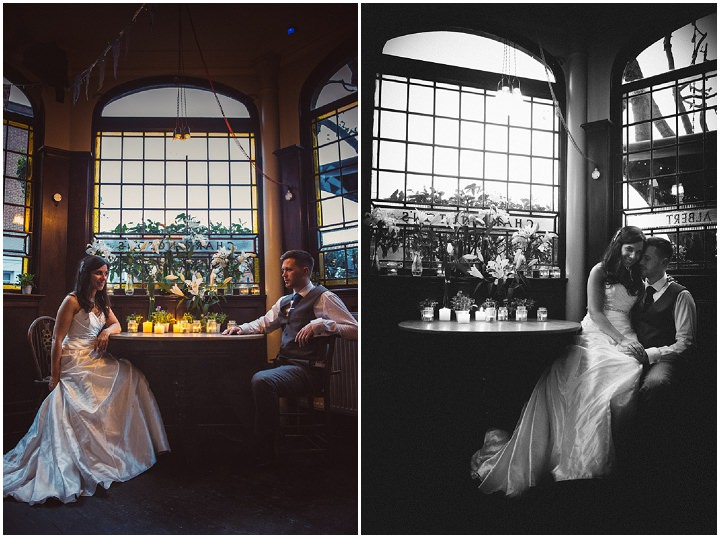 5 Handmade and Recycled Camden Wedding By Babb Photos