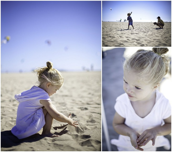 5 Simple Laid Back Beach Wedding By Jaqueline Patton