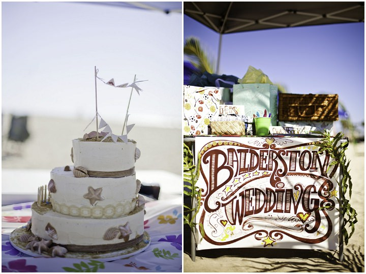 7 Simple Laid Back Beach Wedding By Jaqueline Patton