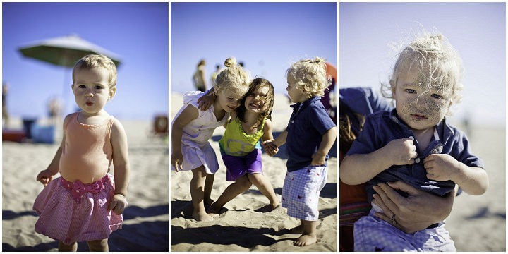 8 Simple Laid Back Beach Wedding By Jaqueline Patton