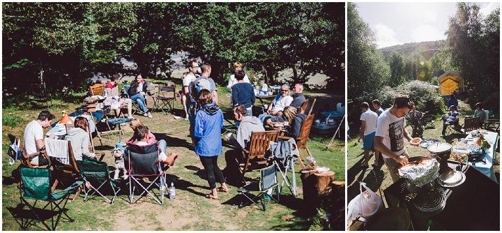 9 Weekend Long Snowdonia Wedding By Mike Plunkett