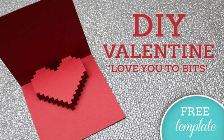 DIY Valentines Card