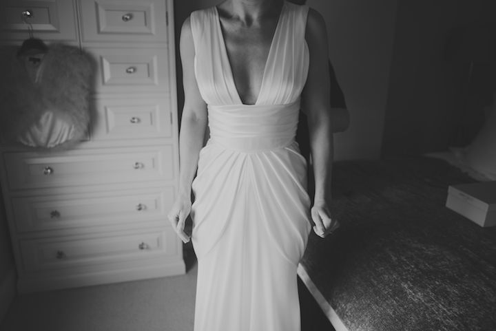 12 Manchester Wedding with a David Fielden Dress By Nicola Thompson