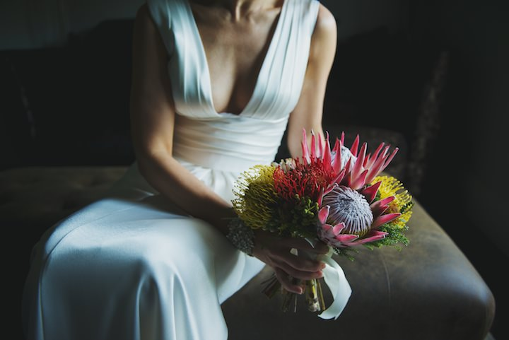14 Manchester Wedding with a David Fielden Dress By Nicola Thompson