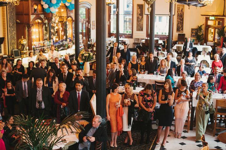 15 London Pub Wedding By Maureen Du Preez