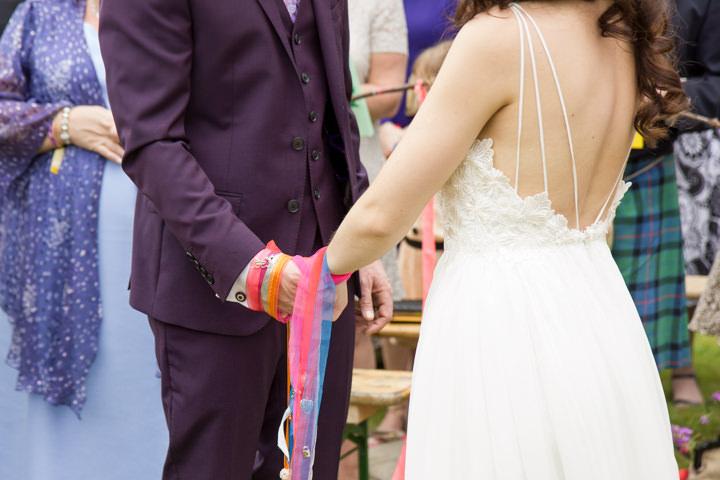 16 Festival Themed Wedding Weekender in Stratford-upon-Avon