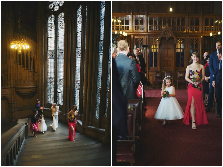 17 Manchester Wedding with a David Fielden Dress By Nicola Thompson