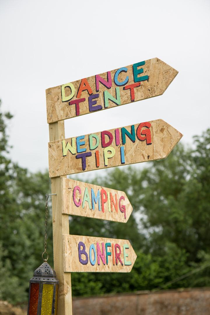 19 Festival Themed Wedding Weekender in Stratford-upon-Avon