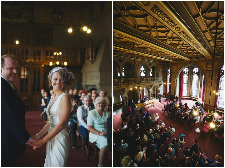 19 Manchester Wedding with a David Fielden Dress By Nicola Thompson