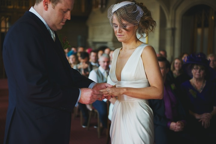 20 Manchester Wedding with a David Fielden Dress By Nicola Thompson