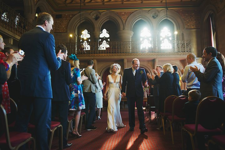 21 Manchester Wedding with a David Fielden Dress By Nicola Thompson