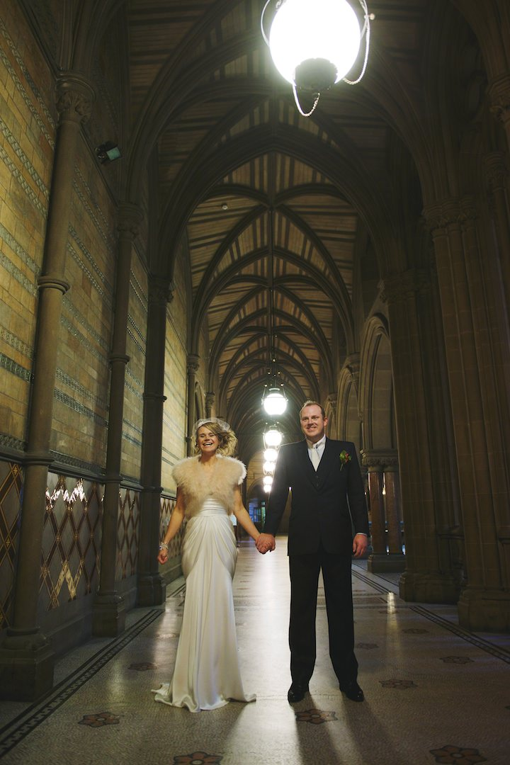 22 Manchester Wedding with a David Fielden Dress By Nicola Thompson