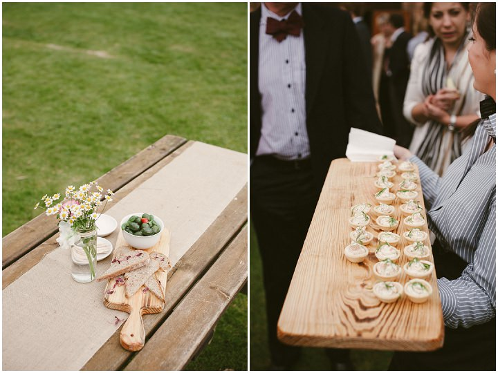 24 Garden Party Barn Wedding By My Love Story