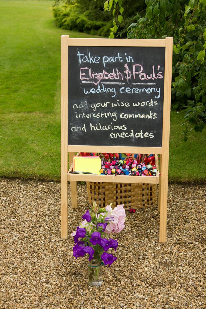 25 Festival Themed Wedding Weekender in Stratford-upon-Avon