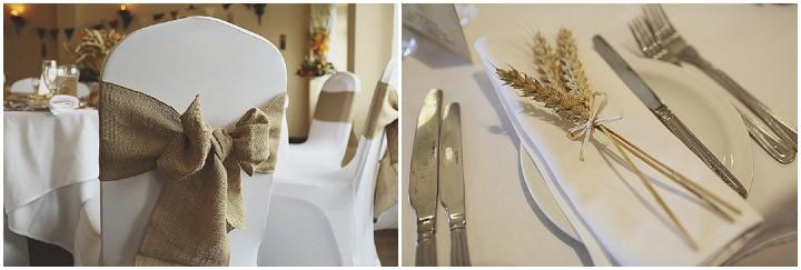 25 Homemade Autumn Wedding By York Place Studios