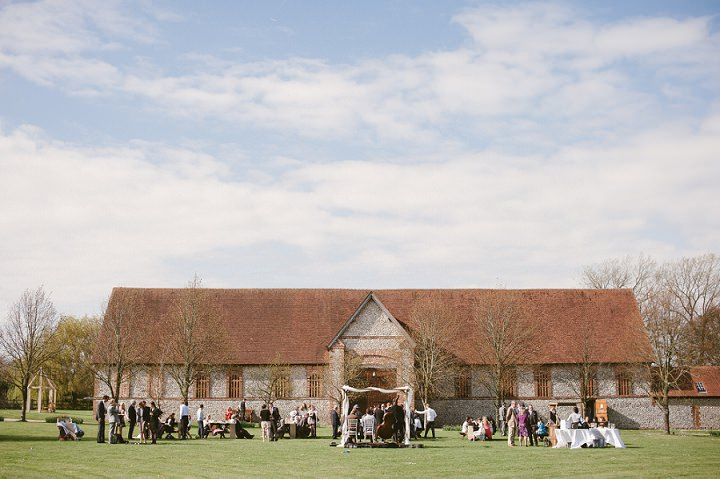 27 Garden Party Barn Wedding By My Love Story