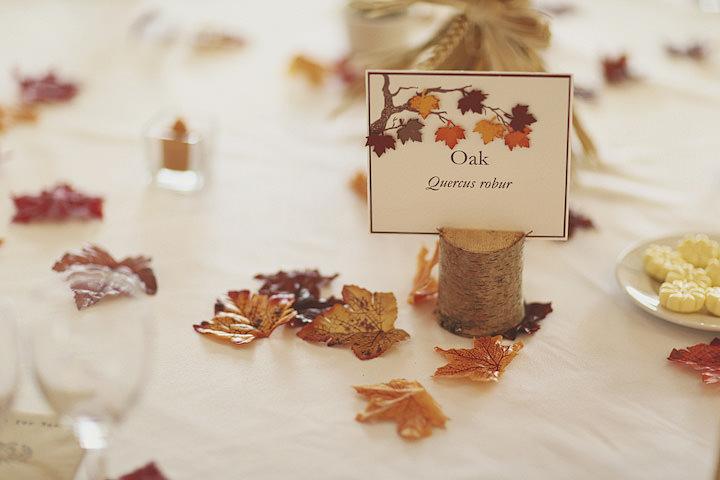 27 Homemade Autumn Wedding By York Place Studios