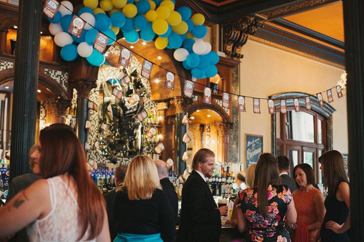 27 London Pub Wedding By Maureen Du Preez