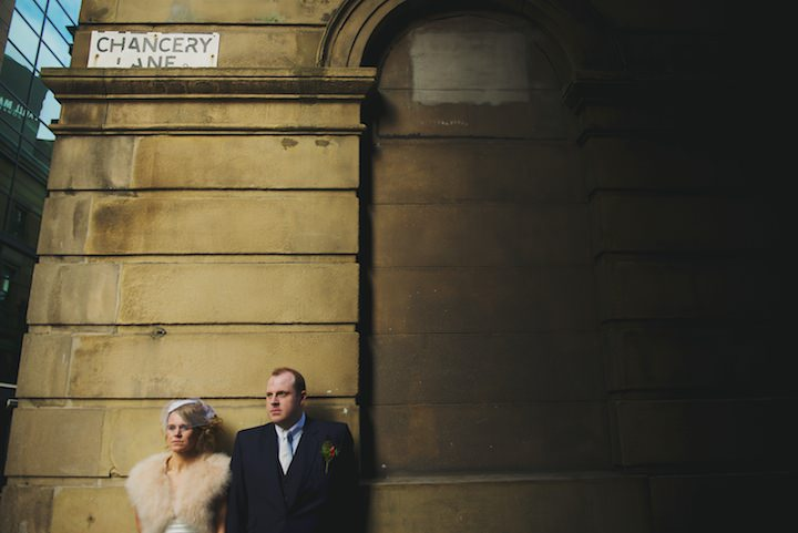 28 Manchester Wedding with a David Fielden Dress By Nicola Thompson