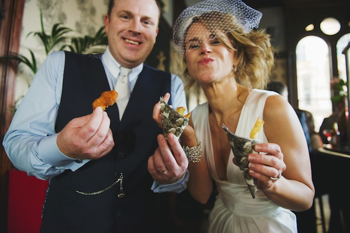 34 Manchester Wedding with a David Fielden Dress By Nicola Thompson