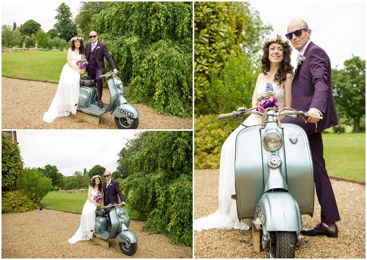 35 Festival Themed Wedding Weekender in Stratford-upon-Avon