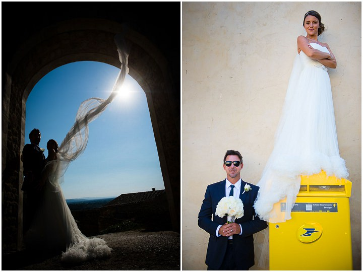 35 Romantic Wedding in Provence By Label' Emotion