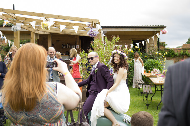 36 Festival Themed Wedding Weekender in Stratford-upon-Avon