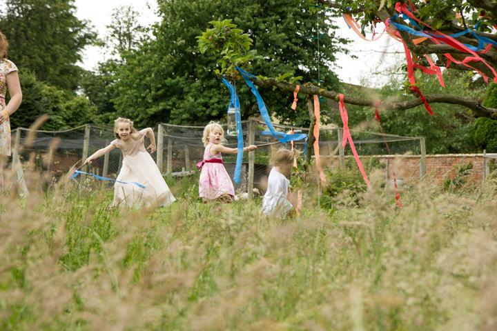 37 Festival Themed Wedding Weekender in Stratford-upon-Avon