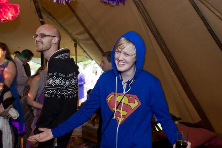 39 Festival Themed Wedding Weekender in Stratford-upon-Avon
