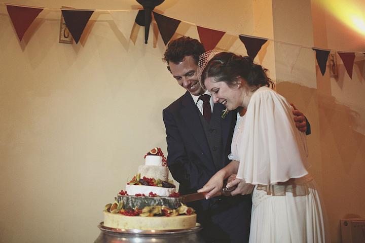 41 Homemade Autumn Wedding By York Place Studios