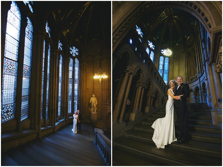 5 Manchester Wedding with a David Fielden Dress By Nicola Thompson