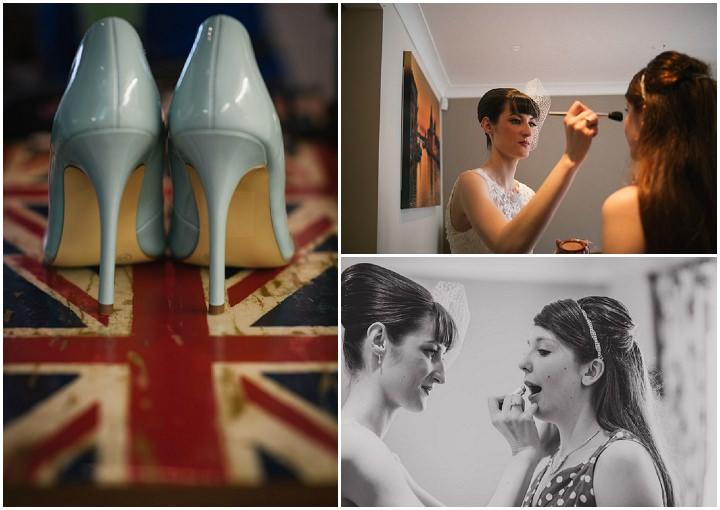 Adam & Emma modern wedding at Midland Hotel, Bradford