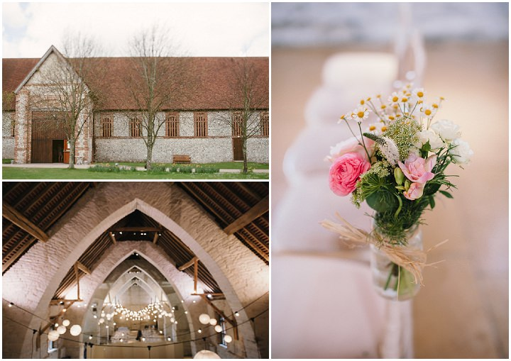 7 Garden Party Barn Wedding By My Love Story