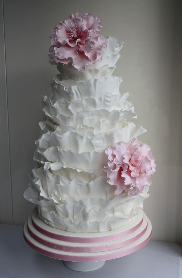 Pink Ruffle blog