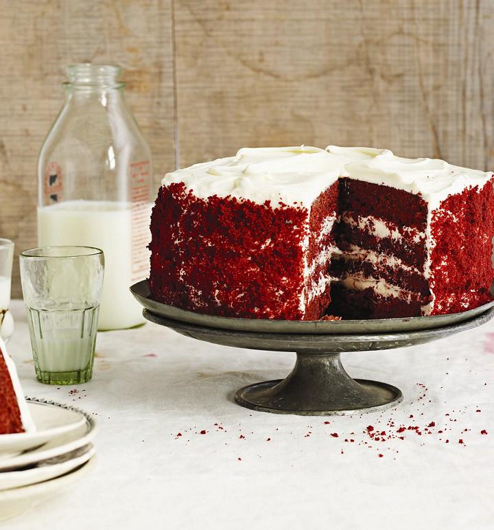 How Long Can A Red Velvet Cake Last