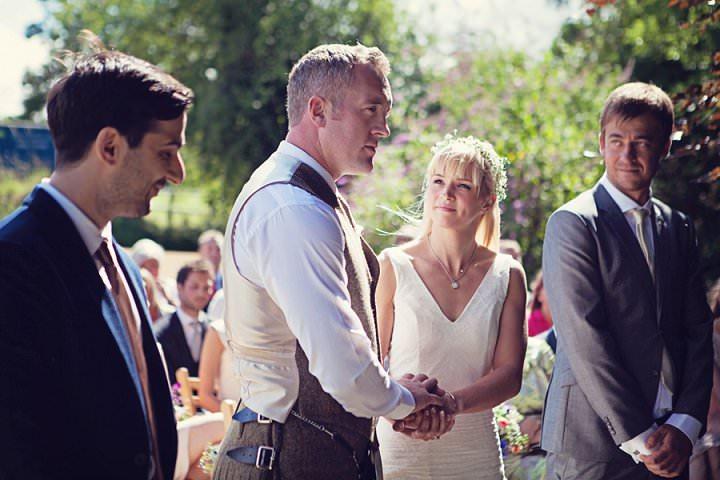 11 Welsh Farm Wedding By Kelly J Photography