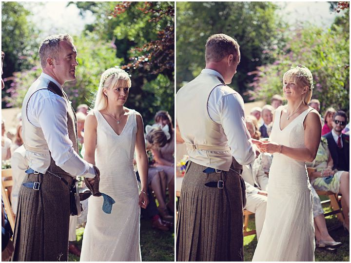 12 Welsh Farm Wedding By Kelly J Photography