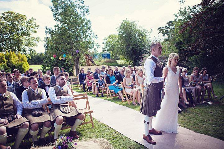 13 Welsh Farm Wedding By Kelly J Photography