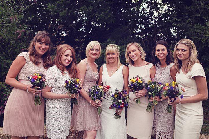 14 Welsh Farm Wedding By Kelly J Photography