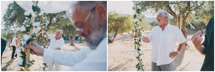 15 Olive Grove Greek Wedding By Robbins Photographic