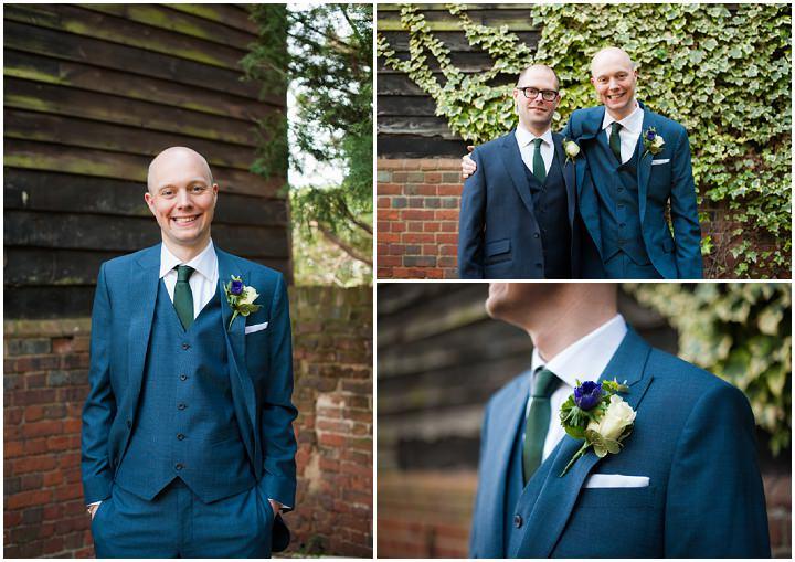 15 Relaxed Barn Wedding by Stott & Atkinson