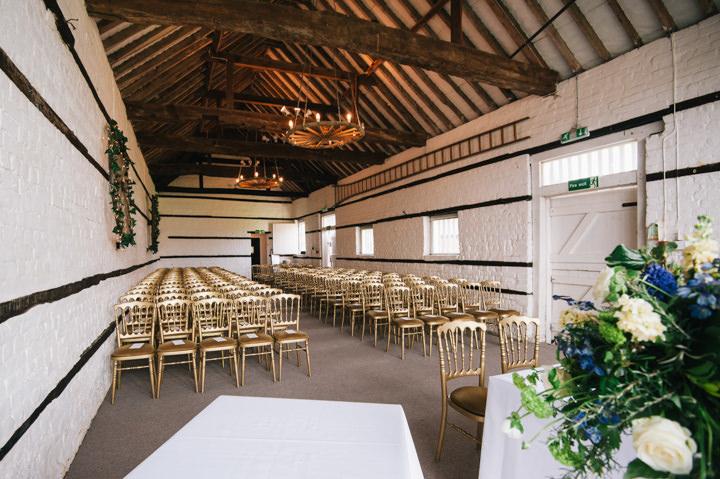 17 Relaxed Barn Wedding by Stott & Atkinson