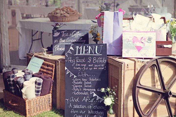 17 Welsh Farm Wedding By Kelly J Photography