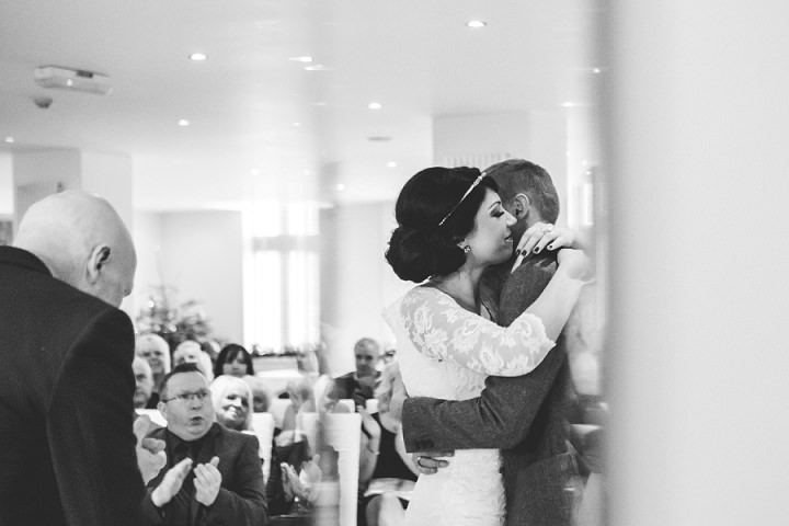 18 New Year's Eve Wedding in Lancashire By Claire Penn Photography